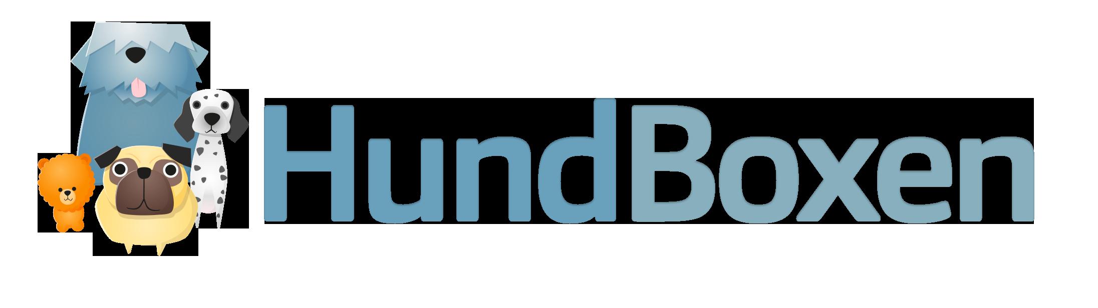 HUNDBOXEN-logotyp